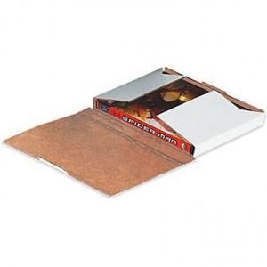 DVD mailer from Staples